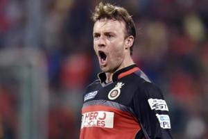 AB de Villiers was by far the standout performer in IPL 2018