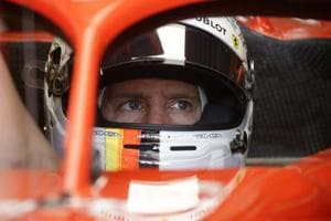 Sebastian Vettel said that he would like to see his teammate Kimi Raikonnen sign a new contract with Ferrari.
