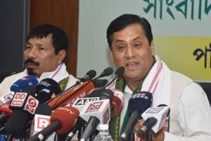 Assam chief minister Sarbananda Sonowal has visited the border with Bangladesh thrice since he assumed office.