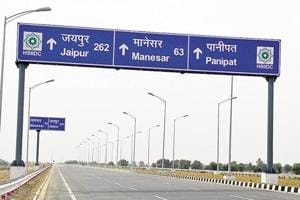 The Kundli-Ghaziabad-Palwal (KGP) expressway has been completed in a record two-year period but its other half, the KMP e-way is only partially operational.