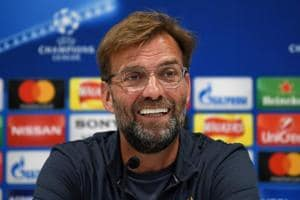 Liverpool  manager Jurgen Klopp will be hoping it's a case of sixth time lucky for his team in the finals of a competition.