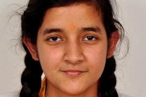 Tanuja Kapri scored 497 marks out of 500.