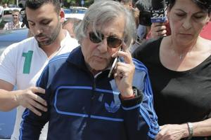 Ilie Nastase was arrested twice in Bucharest, Romania due to driving offences.