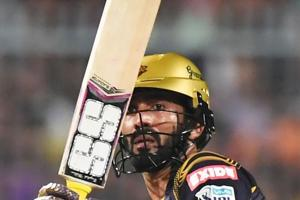 Dinesh Karthik was appointed Kolkata Knight Riders captain at the start of IPL season.