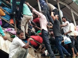 The move comes in the wake of last year's stampede at Elphinstone Road station which killed 23.