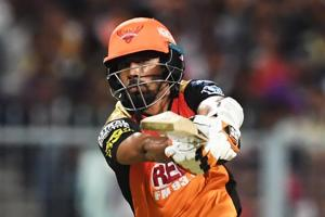 Saha injured his right thumb while playing for Sunrisers Hyderabad in the IPL 2018 Qualifier 2 against Kolkata Knight Riders on May 25.