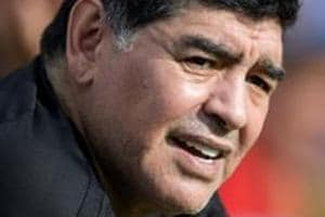 Diego Maradona was sent home from 1994 FIFA World Cup after he tested positive for drugs.