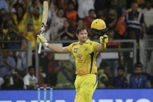 MSDhoni lauds Shane Watson's 'shocking' innings in IPL 2018 final