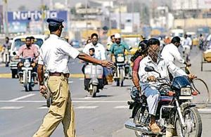 """District magistrate Neeraj Khairwal directed police """"not to show any mercy or entertain any excuse"""" from such people."""