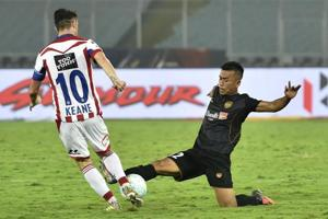 After winning the ISL twice and playing the semi-finals in all three editions, Atletico de Kolkata became ATK in the ISL 2017/18.