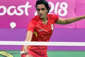 PV Sindhu, who won two medals at the 2018 Commonwealth Games, was forced out of the Uber Cup due to injury.