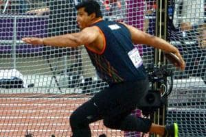 Vikas Gowda, who won the gold medal in discus throwing at the Glasgow Commonwealth Games, decided to retire on Wednesday.
