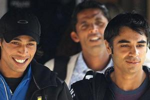 The fact that (left to right) Mohammad Amir, Mohammad Asif and Salman Butt were caught for spot-fixing trashes the theory that high-profile and well-paid cricketers don't fall in the trap.