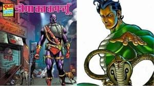 Here's a ready reckoner of Indian comic book superheroes.