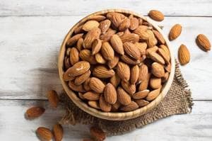 Weight loss superfood: Almonds are a natural source of many essential nutrients, including protein and healthy fats.