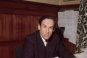 Liberal party leader and Member of Parliament for North Devon Jeremy Thorpe, London
