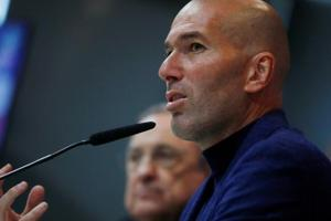 Zinedine Zidane won the World Cup with France in 1998 and reached the final in 2006.