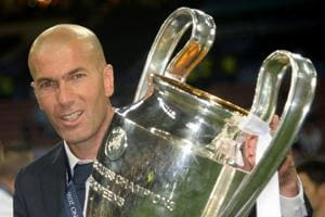Zinedine Zidane decided to step down as the manager of Spanish La Liga giants Real Madrid onThursday.