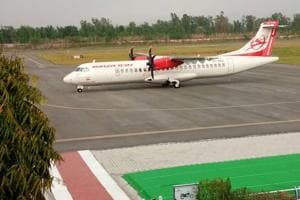 Looking into the increased traffic, Air India had started the Delhi -Pantnagar daily flight on May 12.