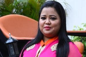 Bharti Singh is one of the most popular comedians on TV.