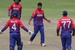 Nepal cricket team has been added to the expanded ICC ODI team rankings.