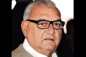 Bhupinder Singh Hooda-led Congress government had in May 2014 blatantly ignored the advice of its law secretary and overlooked all legal aspects to toss yet another poll-centric offering of regularising the services of over 20,000 contractual and ad hoc employees.