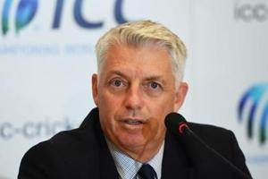ICC CEO Dave Richardson has asked Al Jazeera to release to us all the material they have .