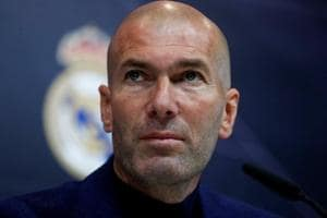 """Zinedine Zidane stepped down as the manager of Real Madrid and Rafael Nadal described him as """"perfect example"""" of how to act in the public eye."""