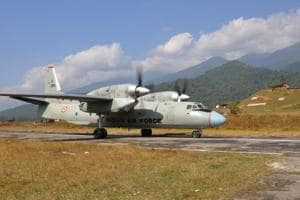 India and Ukraine inked a $400-million contract in 2009 for upgrading the IAF's fleet of 100 An-32 planes.