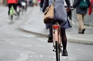 Cycling isn't just for people looking to cut the flab. It also increases your endurance, making you a stronger person.