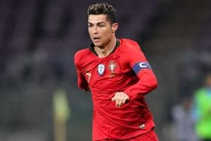 Cristiano Ronaldo will lead the Portugal national football team's charge in the FIFA World Cup 2018 as they seek to win their maiden title.