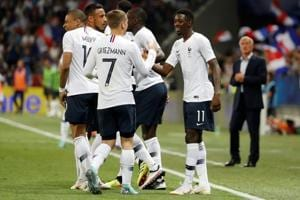 France ran out 3-1 winners in a heavyweight European friendly clash vs Italy in Nice ahead of the FIFA World Cup 2018.