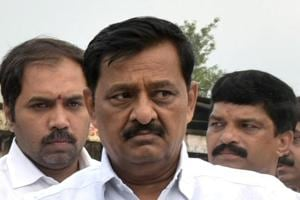 The matter pertains to a two acre plot in Amajarewadi in Solapur city, purchased by Deshmukh in 2000 for ₹50 lakh.