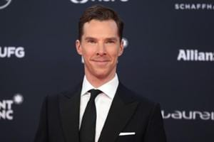 (FILES) British actor Benedict Cumberbatch  is best known for his portrayal of Sherlock Holmes.