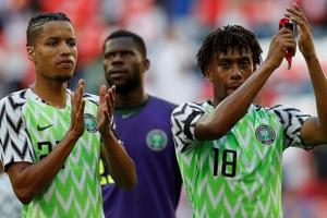 Nigeria announced their final 23-member squad for the upcoming FIFAWorld Cup 2018.