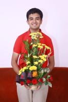 Krishna Agrawal from Nanded, Maharashtra, is in the top 50.