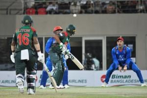 Afghanistan, which has chosen Dehradun as their home ground for the next five years, is hosting Bangladesh.