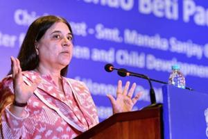 Maneka Gandhi in her letter said that some persons associated with the Animal Welfare Board of India are openly using the emblem on their letterheads and visiting cards to influence state governments and extort personal favours from people.