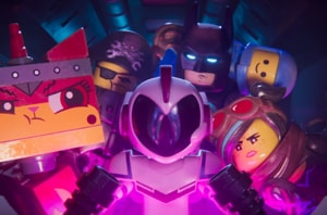 Everything is not awesome in first Lego Movie 2 trailer, it's all Mad Max