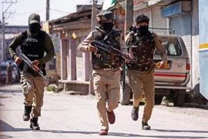 Jaish-e- Mohammad claimed responsibility for the latest attack on security forces.