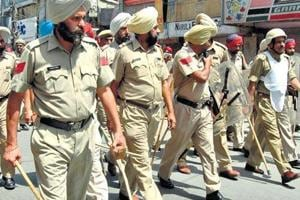 A munshi at a police station, on the condition of anonymity, said he had been serving the department for the past 16 years and such words were used by him randomly.