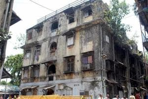 The BMC is trying to give momentum to the stalled redevelopment of dilapidated buildings.