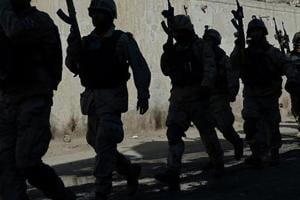 Six soldiers were killed in an attack on an army post in the western Badghis province in Afghanistan.