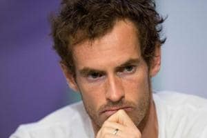 Andy Murray face a race against time to be fit for Wimbledon.