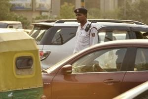 The focus on enforcement has led to a windfall for the traffic police, which collected Rs 5.5 crore in penalty from offenders this year.