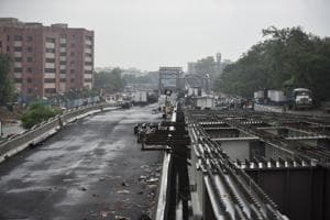 The entire project hangs in limbo because of an unfinished 270-metre stretch, which is in the Northern Railway's court.