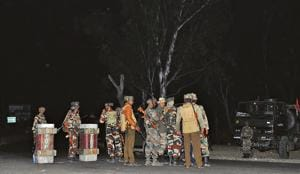 Seven army personnel were killed and three others were injured in the November 29, 2016 attack on the Nagrota army camp, that also left three Pakistani militants dead.