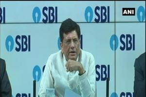 "After meeting the heads of state-owned banks, Goyal said the government ""stands solidly behind each of the 21 public sector banks (PSBs)""."