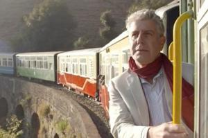 Anthony Bourdain in India, discovering parts unknown.
