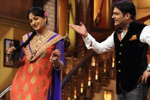 Actor Upasana Singh played the role of Pinky Bua on Comedy Nights With Kapil and The Kapil Sharma Show.